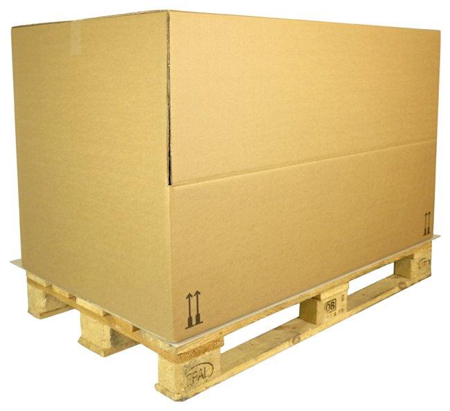 thùng carton 7 lớp may